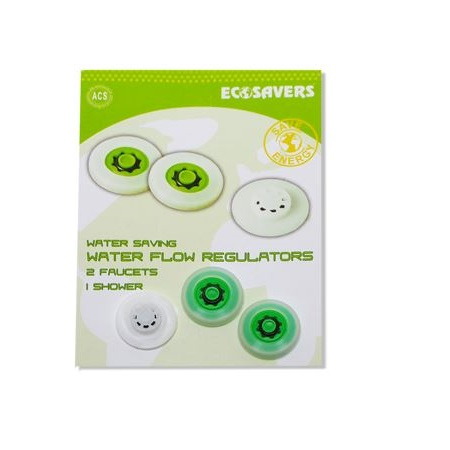 Ecosavers Flowregulator, water besparen
